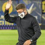 Liga Profesional: El once de Boca ante Atlético Tucumán